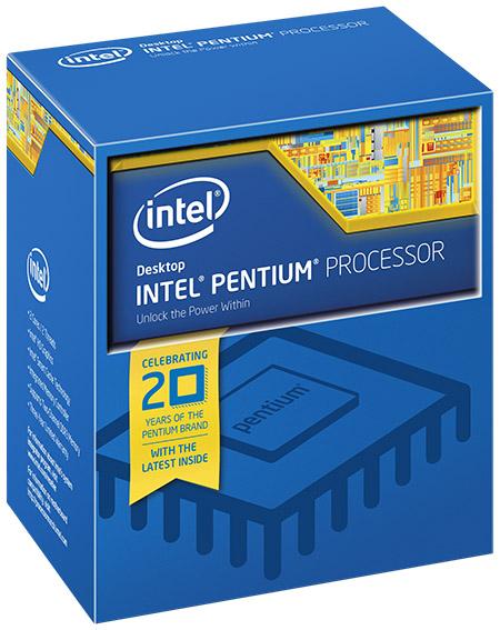 Processeur INTEL - 1150 - PENTIUM G3258 - 3.20GHz
