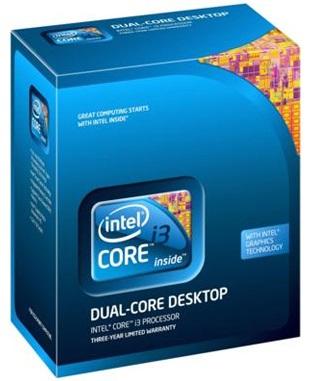 Processeur INTEL - 1150 - CORE i3-4150 - 3.50GHz