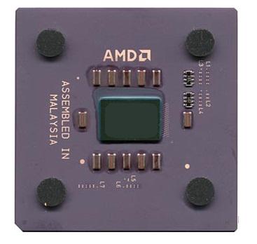 Processeur AMD - DURON - Socket 462(A)