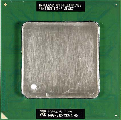 Processeur INTEL - PENTIUM - Socket PGA370