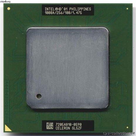 Processeur INTEL - CELERON - Socket PGA370