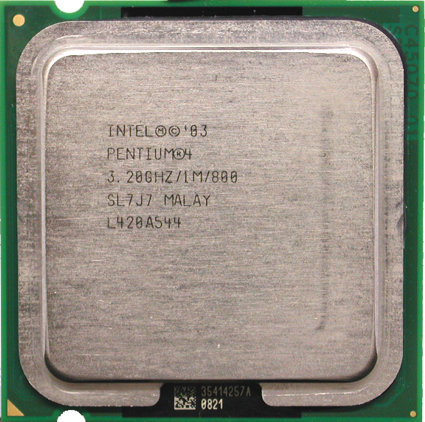 Processeur INTEL - PENTIUM - Socket LGA775
