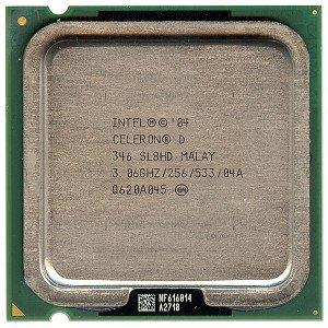 Processeur INTEL - CELERON - Socket LGA775