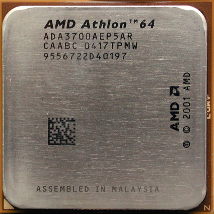 Processeur AMD - ATHLON - Socket 754