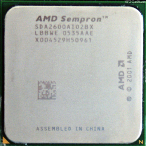 Processeur AMD - SEMPRON - Socket 754