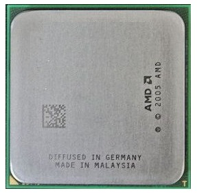 Processeur AMD - ATHLON - Socket AM3