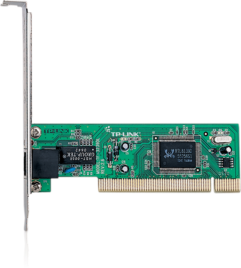 Carte PCI - TPLINK - 10/100 - TF-3239DL