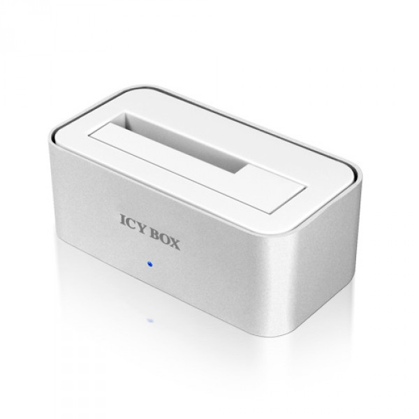 ICYBOX - USB 3.0 - S-ATA X1 - IB-111STU3-WH