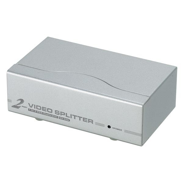 Splitter VGA - 2 Voies - 350 MHZ - ATEN VS92A