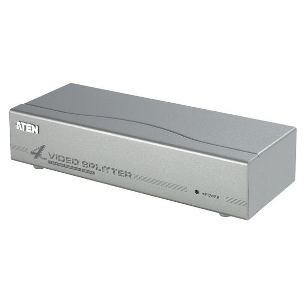 Splitter VGA - 4 Voies - 350 MHZ - ATEN VS94A