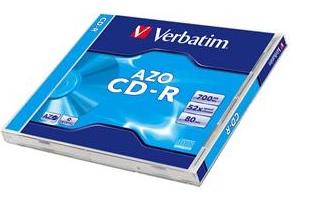 CD-R Verbatim - 700 Mo - Unitaire