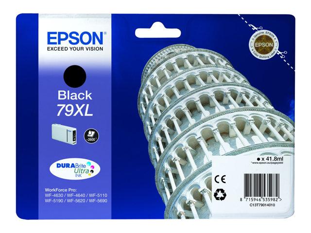 Cartouche Epson 79XL- Noir - C13T79014010