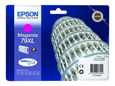 Cartouche Epson 79XL- Magenta - C13T79034010