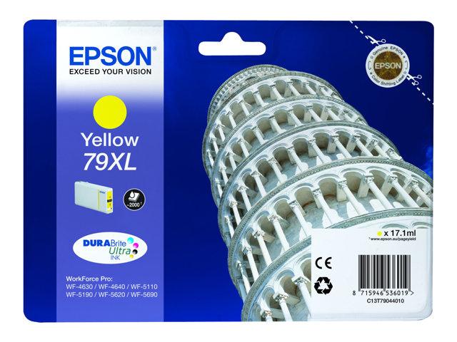 Cartouche Epson 79XL- Yellow - C13T79044010