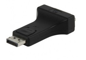 Adapateur DISPLAY PORT(M) Vers DVI(F)