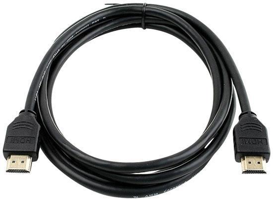 Câble HDMI 1.4 -M/M - 02 Mètres