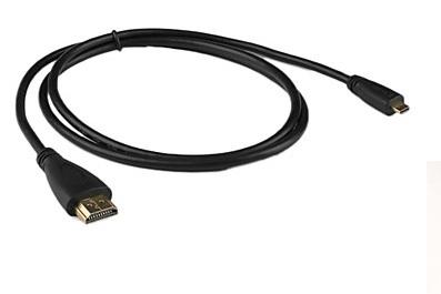 Câble HDMI (M) Vers MINI HDMI (M) - 01.80 Mètres