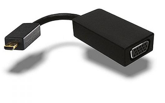 Convertisseur ICYBOX MICRO HDMI(M) Vers VGA(F)