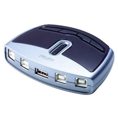 Commutateur USB 2.0 - 1 Entrée Vers 4 Sorties USB 2.0