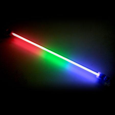 Neon - 30 Cms - 12V - Violet/Vert/Rouge