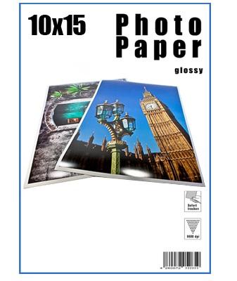 Papier Photo - A6 - Brillant - 210g/m² - 50 Feuilles