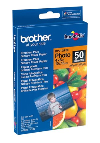 Papier Photo - A6 - Brillant - 260g/m² - 50 Feuilles