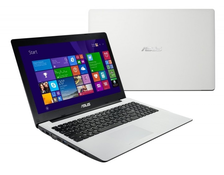 Portable ASUS X553MA-XX409H - Blanc