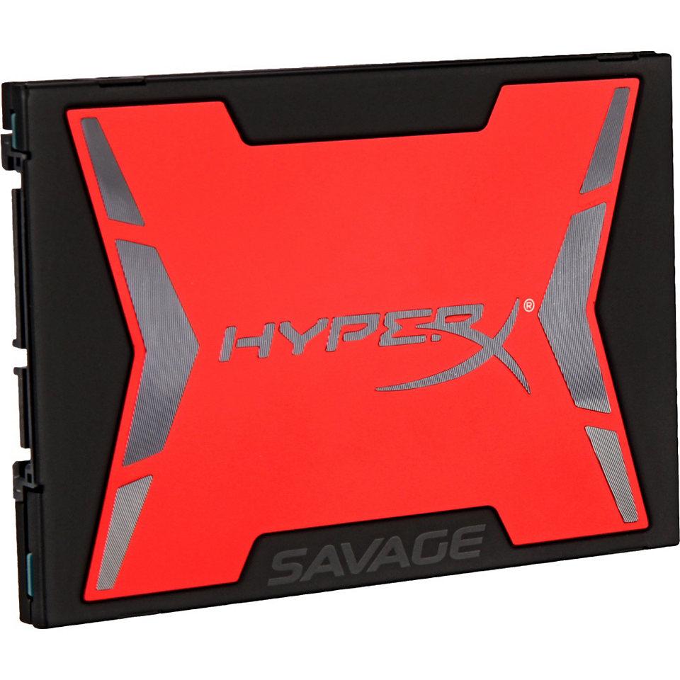 Disque SSD - 2.5 - 240Go - S-ATA - HyperX Savage