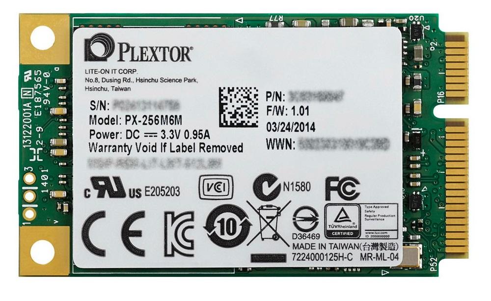 Disque SSD - M-SATA - 2560Go - M6M