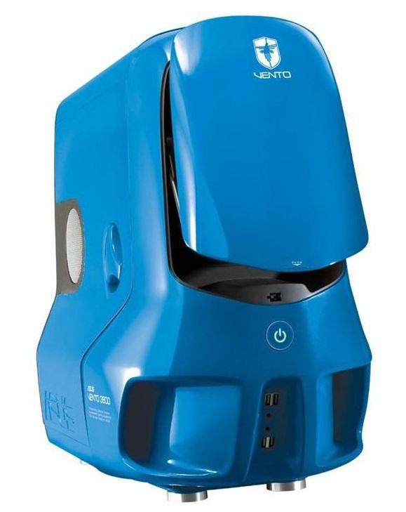 Boitier Asus - VENTO 3600 - Bleu