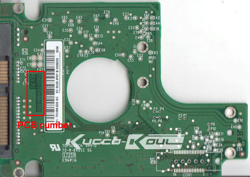 Contrôleurs pour disque dur 2.5 Pouces