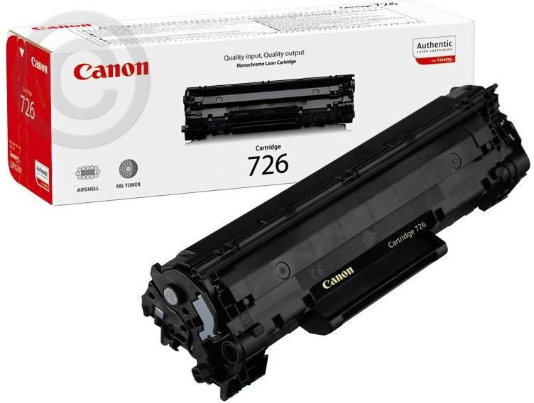 Toner CANON CRG726 - 3483B002
