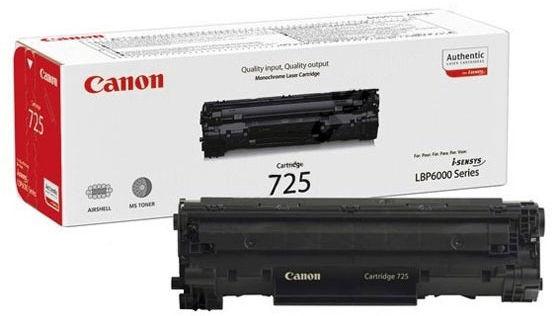 Toner CANON CRG725 - 3484B002