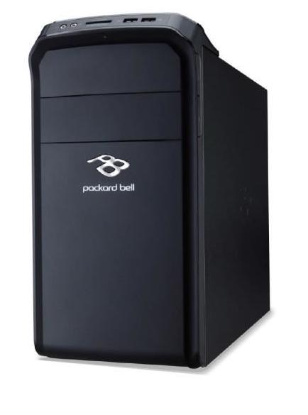 Boitier Moyen Tour Packard Bell iMedia - Vide