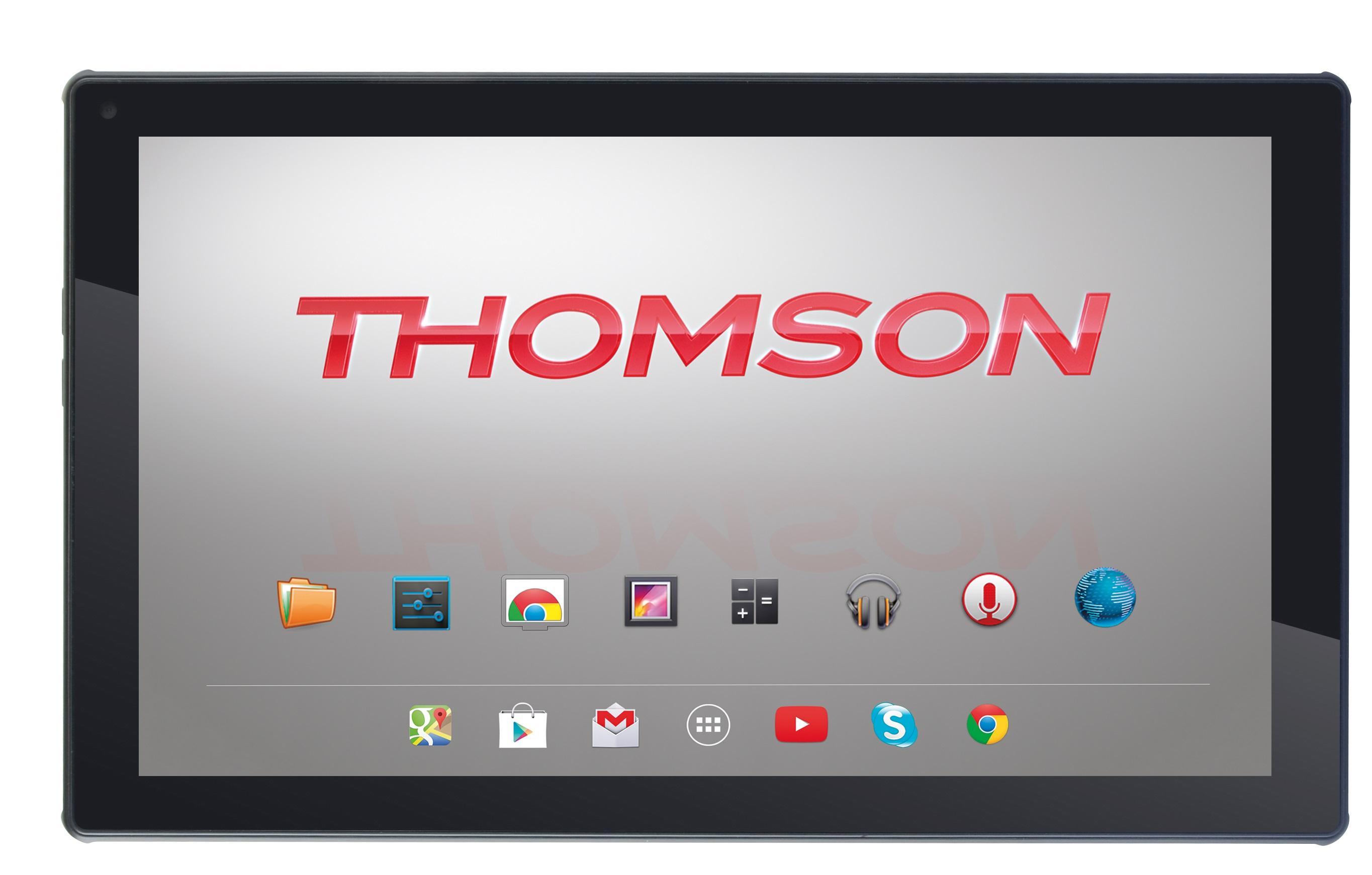Tablette Thomson TEO PRESTIGE - 10.1 - Noir