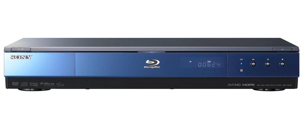 Platine Blu-Ray SONY BDP-S350