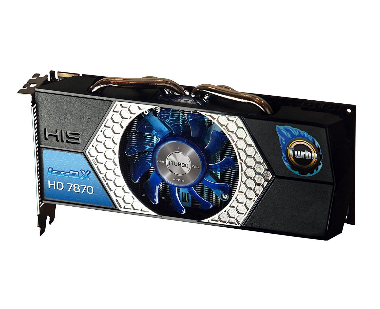 Carte Video Radeon HD7870 - DDR5 - 2 GB