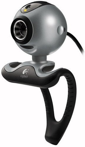Webcam Logitech  QuickCam Pro 5000