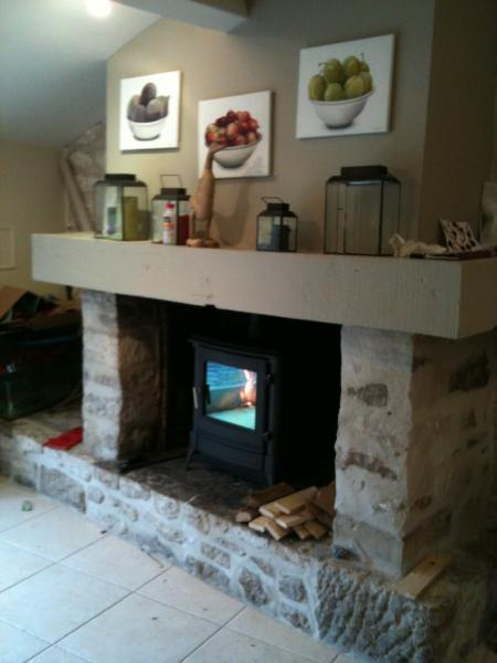 Action energy - Amenager une cheminee condamnee ...